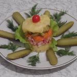 Салат Маркиза на диете