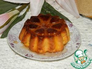 Тыквенное запеканка суфле с манкой на молоке рецепт с фото пошагово
