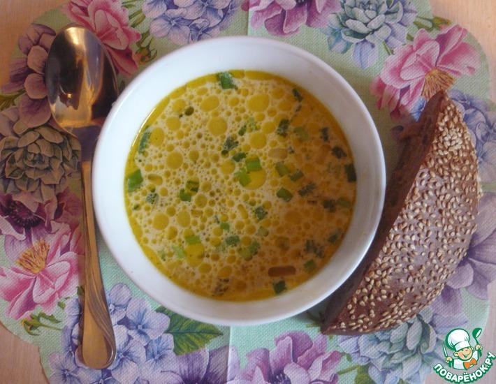 Рецепт: Суп грибной