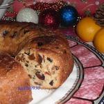 Кекс Рождественский с инжиром