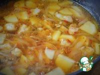 Суп Похмельный ингредиенты