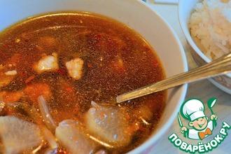 Рецепт: Суп Похмельный