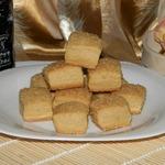 Пряное печенье «Карамельный десерт