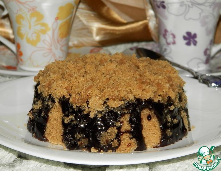 Рецепт: Мини-торт «Кофейный»