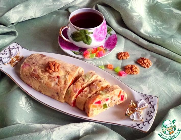 Рецепт: Щербет Восточная сказка на десерт