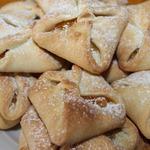 Сливочное печенье с джемом