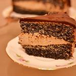 Маковый торт Для доченьки