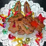 Печенье Скоро Рождество