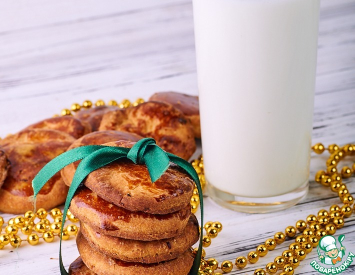 Рецепт: Марокканское печенье Бешкито