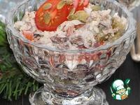 Салат Под бой курантов ингредиенты