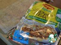 Салат с куриной грудкой Карри ингредиенты