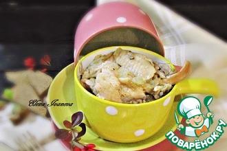 Рецепт: Курица в собственном соку