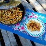 Картофель жареный Сливочный