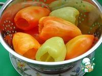 Как подготовить болгарский перец к фаршированию