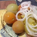 Квашеные помидоры с чесноком – кулинарный рецепт