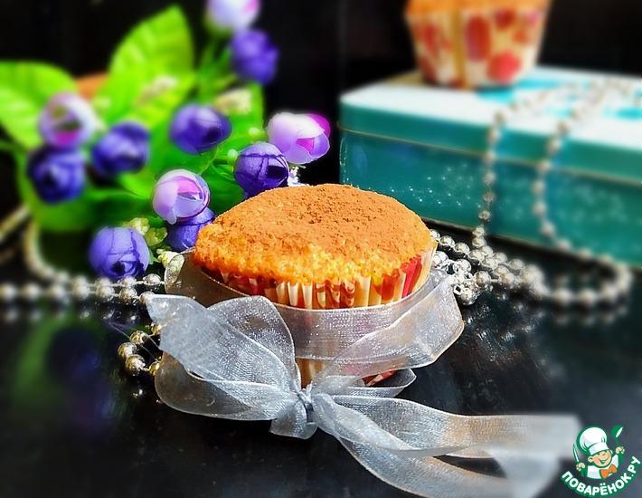 Рецепт: Оливковые кексы Мускатные
