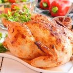 Курица запечённая Перечная