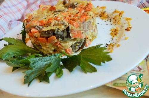 салат цыганский табор рецепт