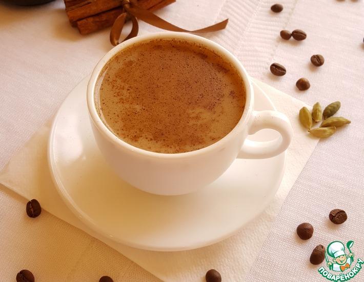 Рецепт: Кофе Нега