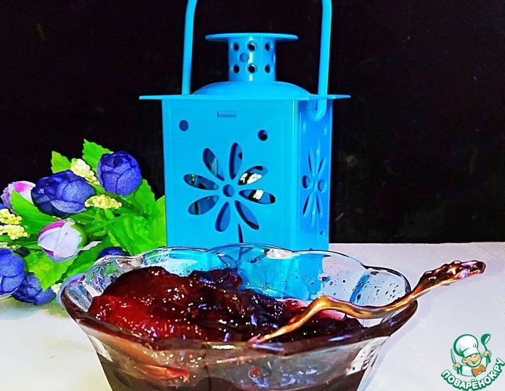 Рецепт: Варенье сливовое Восточное