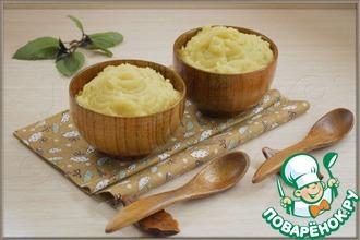 Рецепт: Картофельное пюре Самое вкусное