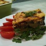 Почти классическая мусака – кулинарный рецепт