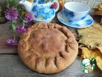 Пирог на гречневой муке с огурцами ингредиенты