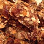 Батончики-мюсли Джино – кулинарный рецепт