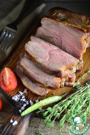 Roast pork Juicy