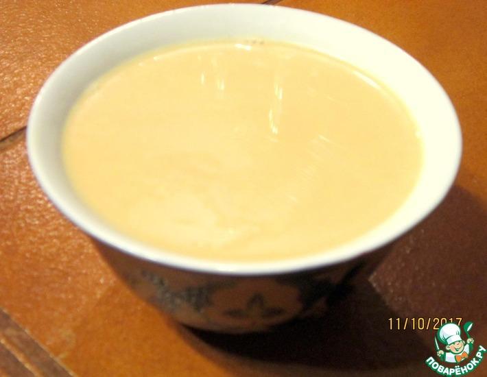 Рецепт: Имбирный чай Масала