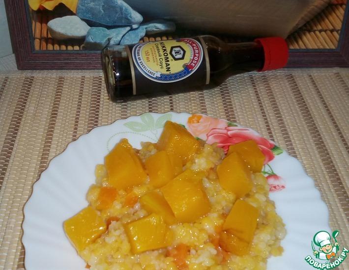 Рецепт: Каша Оранжевая