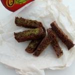 Сухарики со вкусом огурца