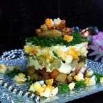 Салат из баклажанов Сакартвело