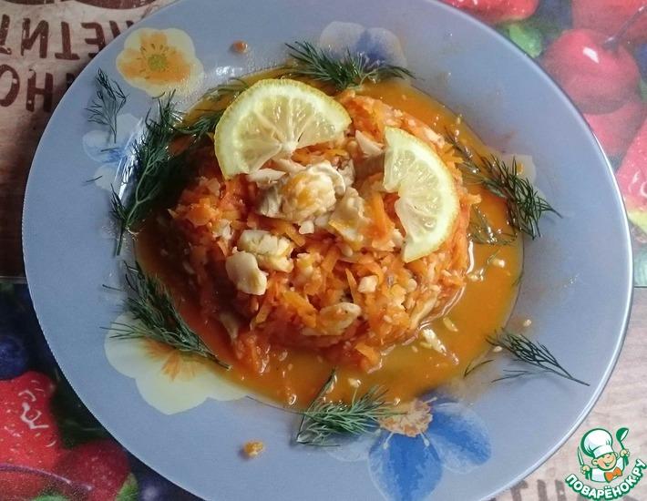 Рецепт: Рыба в маринаде от Любимой жены