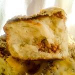 Пирожки с мясом Бочонки
