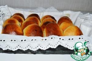 Рецепт: Дрожжевые пирожки