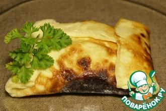 Рецепт: Башкирский салат Куырылган