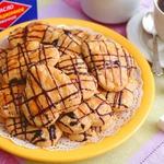 Швейцарское печенье Лепесток лотоса