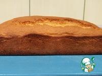 Бисквитное пирожное с кремом из ряженки Масло сливочное