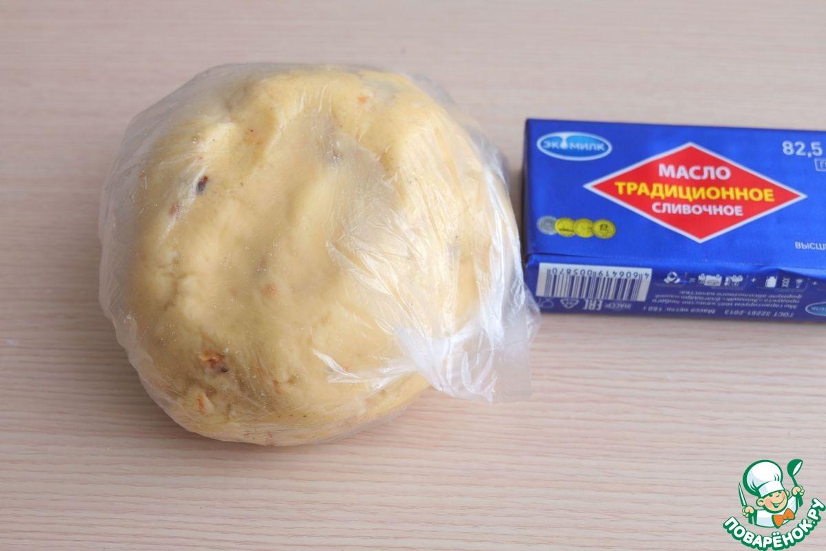 """Швейцарское печенье """"Лепесток лотоса"""""""