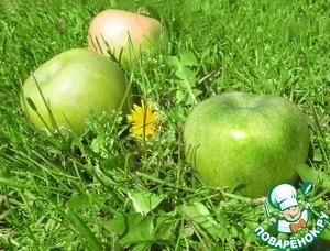 Секретное яблочное повидло фото