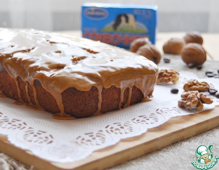 Рецепт: Кофейно-ореховый кекс