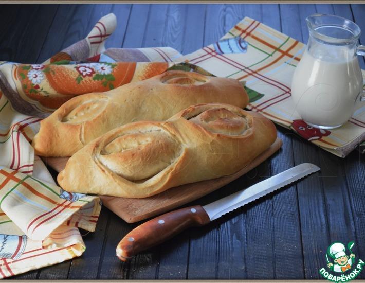 Рецепт: Испанский хлеб