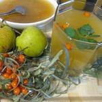 Чай по-деревенски Осенний вечерок