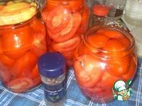 Помидоры в томате Некондиция ингредиенты
