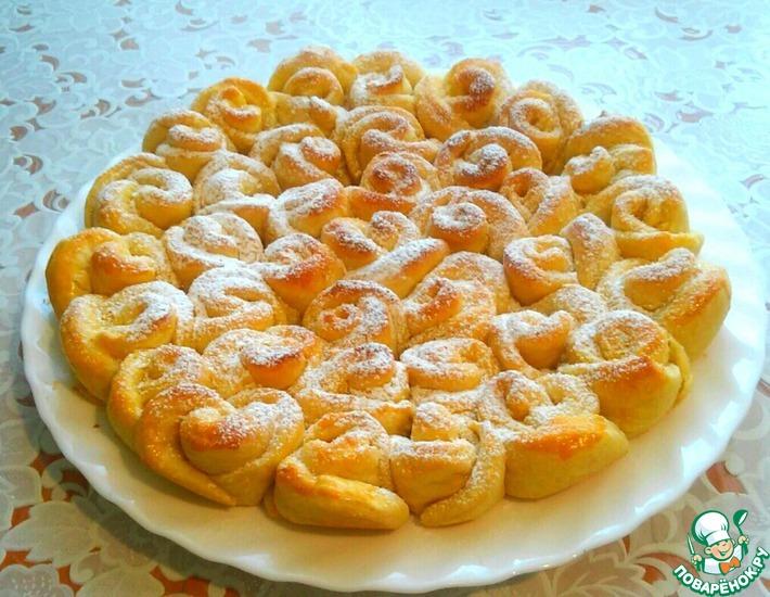 Рецепт: Пирог Любава