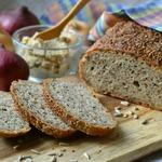 Темный хлеб Сельский