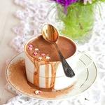 Гречневое какао с мёдом и корицей