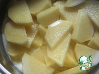 Картофельное пюре с паприкой ингредиенты