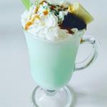 Молочный коктейль Завтрак у Тиффани